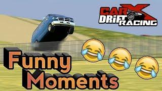 CarX Drift Racing - FUNNY MOMENTS 😂😂😲