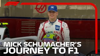Mick Schumacher's Journey To Formula 1
