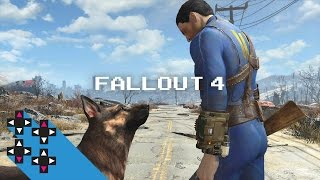 FALLOUT 4 FIRST LOOK — UpUpDownDown Streams