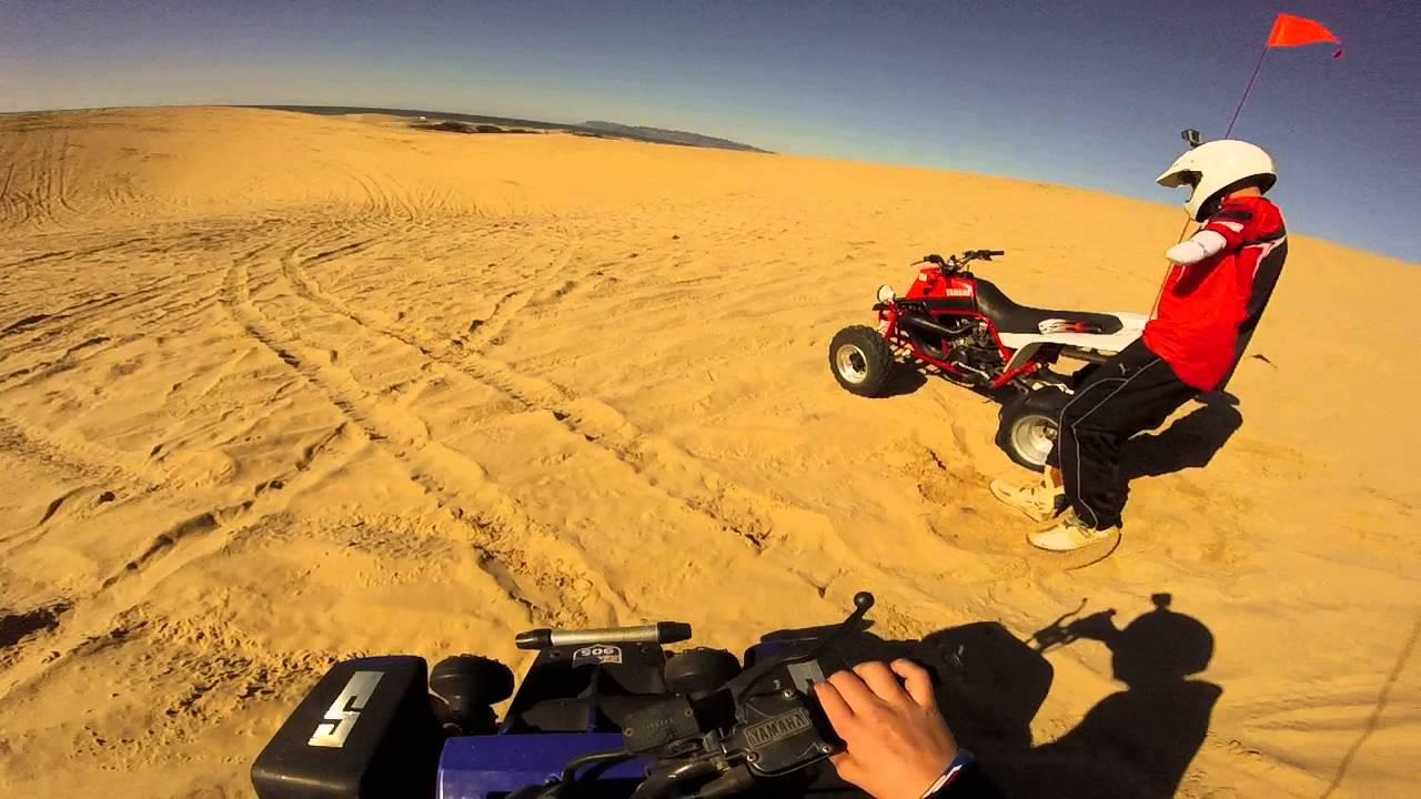 Pismo Beach Oceano Dunes Riding The