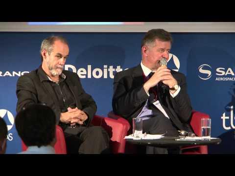 Paris Air Forum 2015 - L'aéroport numérique : à quel horizon ?