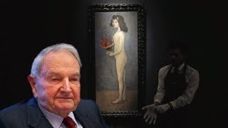 Rockefeller Sells Controversial Child Sex Canvas For Record $115 Million