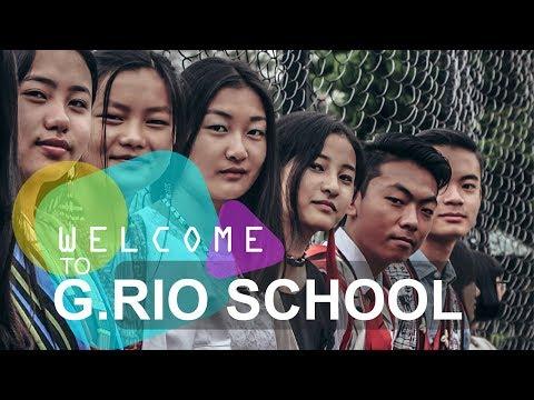 Welcome to G Rio  School Kohima Nagaland