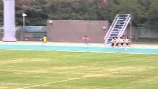 男子甲組 4x100米決賽