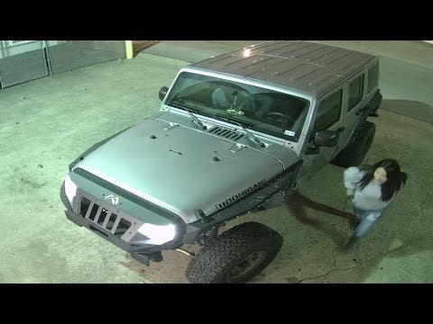 Jeep TeeTee Girl got BANNED from YouTube
