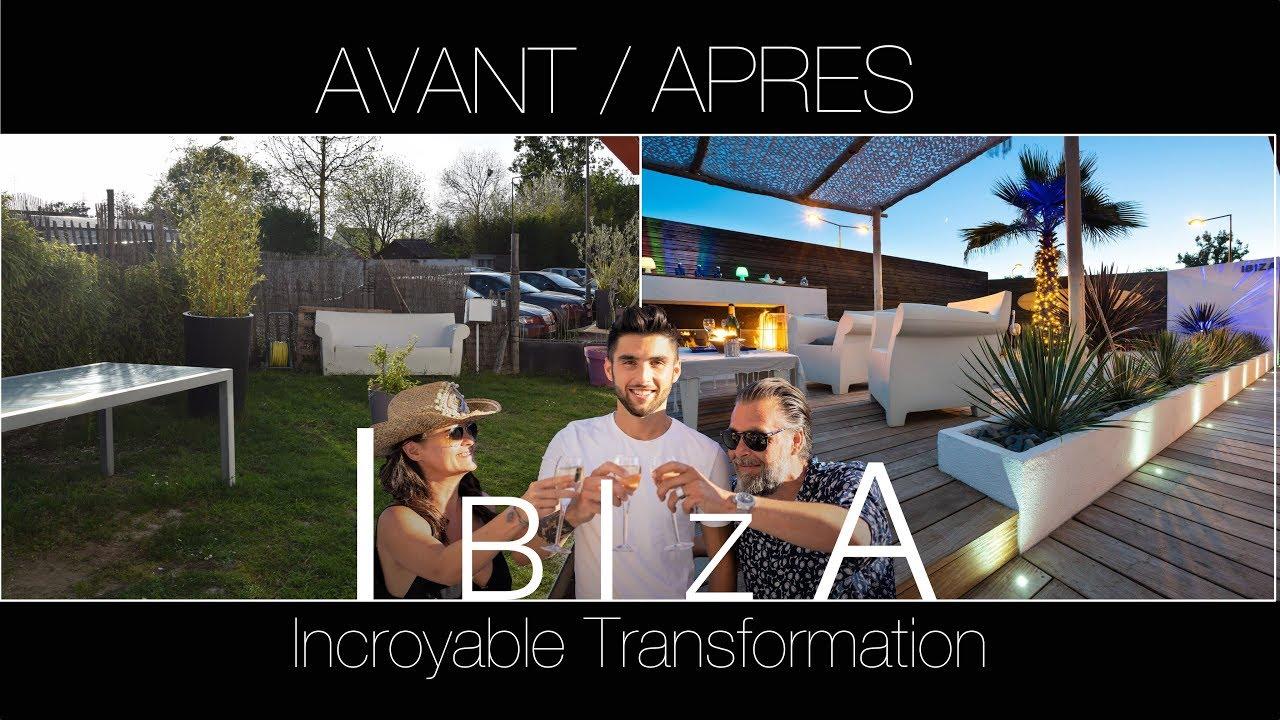 Incroyable Transformation De Jardin !!! Ajoutez Moi Sur