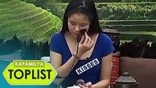 Kapamilya Toplist: 6 Cute Makeup Moments of Kisses Delavin