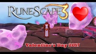 Runescape 3 - Valentine's Day Event 2017 Guide