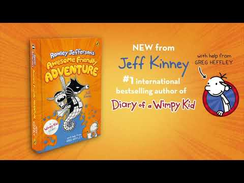 Rowley Jefferson's Awesome Friendly Adventure (Book Trailer)