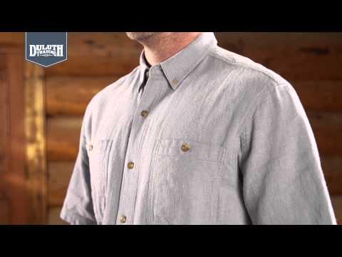 Duluth Trading Hemp F.O.M™ Shirt