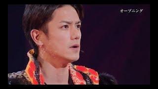 滝沢秀明 / 「滝沢歌舞伎2018」オープニング