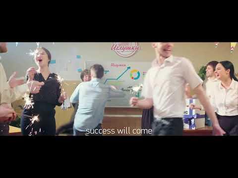 Проводные телефоны SIP Panasonic - рекламный ролик