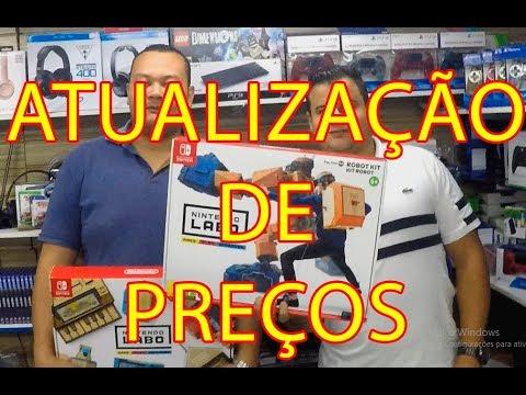 PREÇOS ATUALIZADOS + PRODUTO NOVO