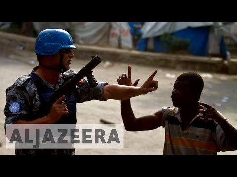 After 13 controversial years, the UN's mission in Haiti ends