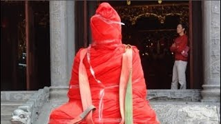 Chuyện Ly Kỳ Về Tượng Phật \