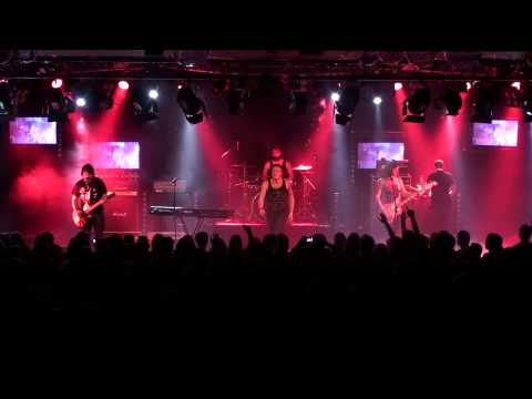 WOLVES AT THE GATE   Full Concert - Christmas Rock Night 2012