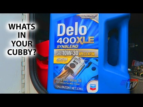 TJV - WHAT'S IN YOUR CUBBY? - #830