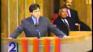 Here now is the rare video of bob costa's eulogy, at mickey mantle's funeral service. many will be viewing this for first time, and we have it just as it...