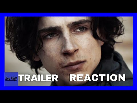 Dune Trailer #1 (2020) – (Trailer Reaction) The Second Shift Review