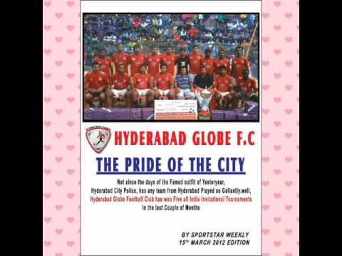 The FUture of indian football boyz of hyderabad globe football club ( h.g.f.c )