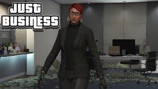 GTA 5 ONLINE MOVIE - Just Business (Rockstar Editor/Cinematic/Movie/Machinama)