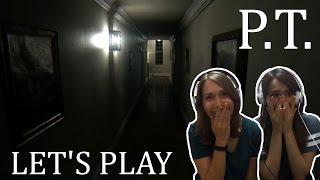 Let's Play the P.T. Demo w/ Stefanie Joosten