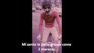 [SUB ITA] Frank Zappa-Why does it hurt when i pee?! (sottotitoli in italiano)