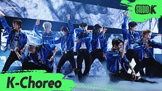 K-Choreo 6K NCT127 직캠 'Intro + 영웅英雄; Kick It' NCT127 Choreography l @Bank 200320