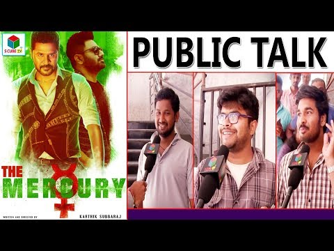 Mercury Public Talk || Prabhu Deva's latest 2018 Telugu Movie Mercury Review / Public Response