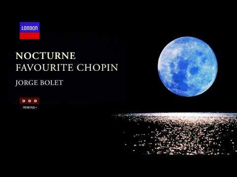 Jorge Bolet's Complete Frédéric Chopin Studio & Live Recordings