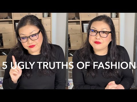 5 Ugly Truths of the Fashion Industry and What To Do About Them