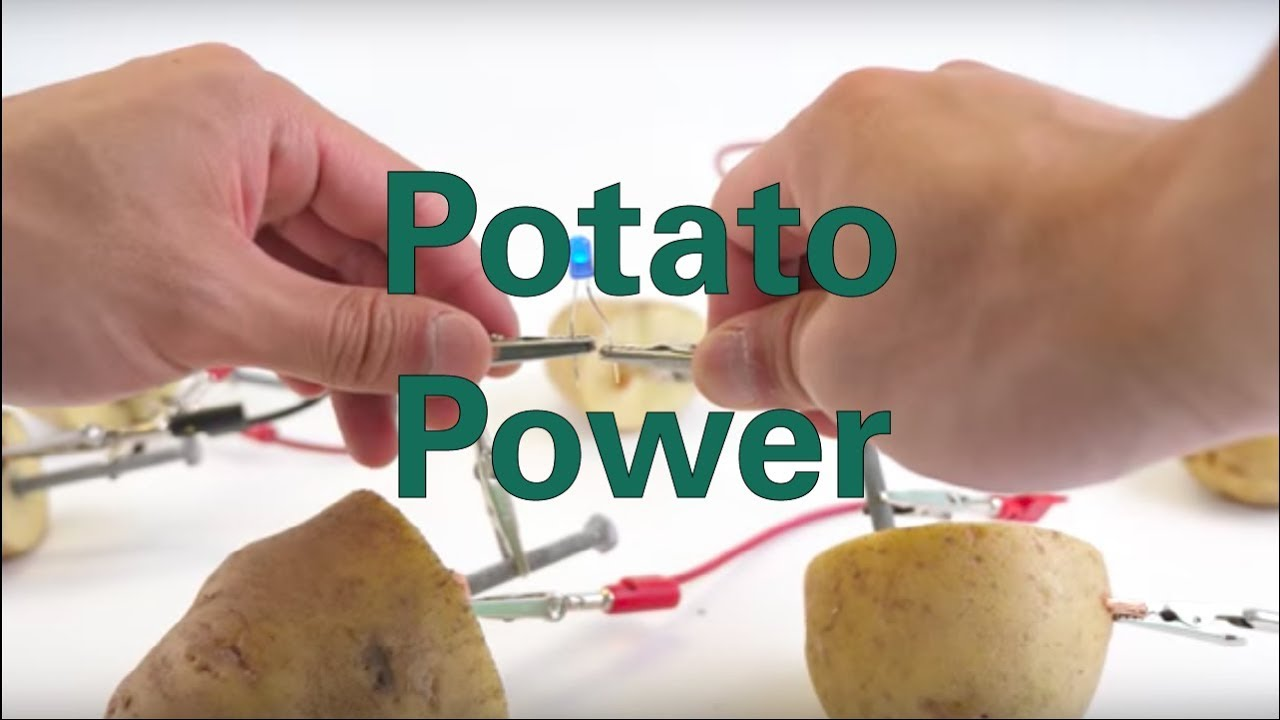 Potato Power - Activity - TeachEngineering