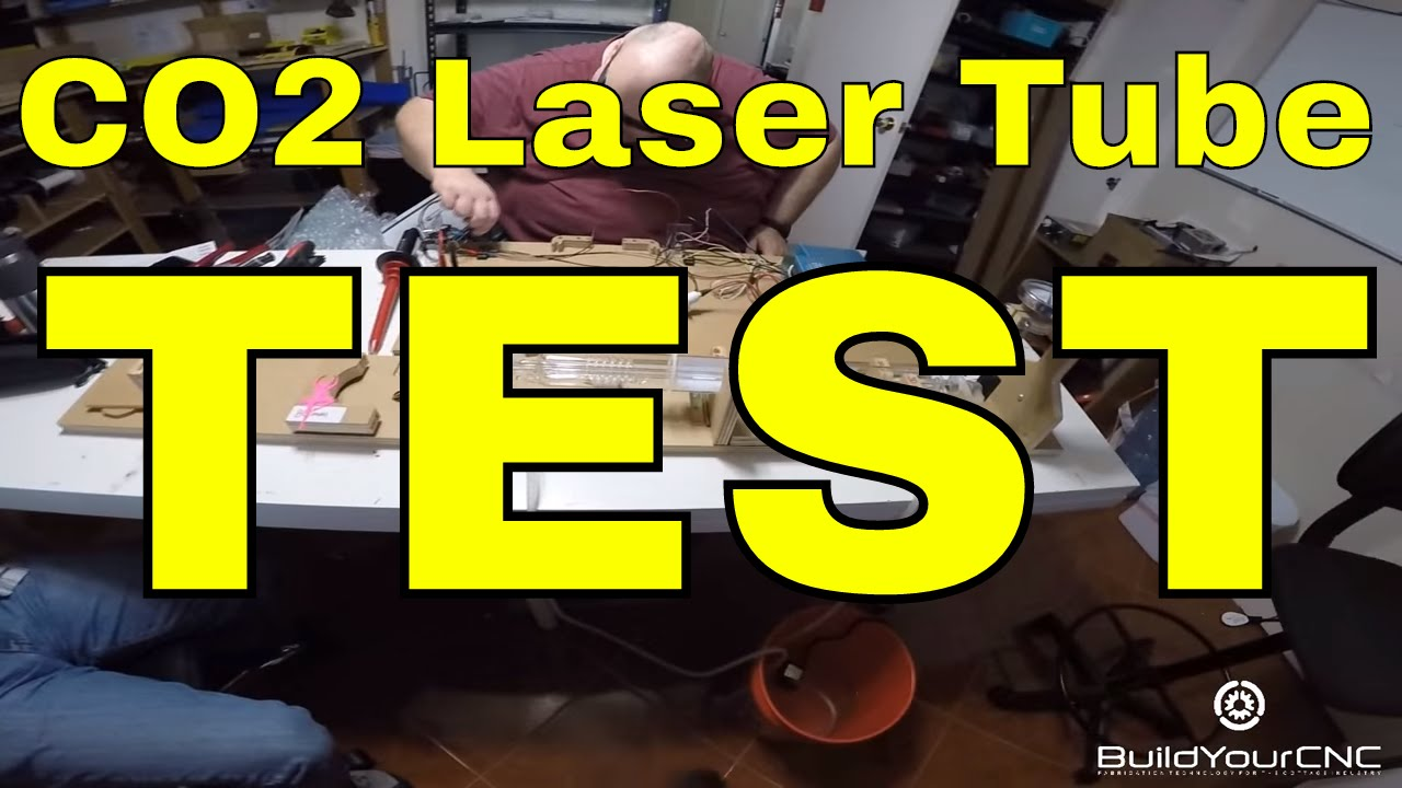 How to Test Laser Power for a CO2 Laser Tube