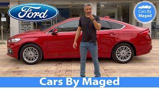 Ford Fusion 2.0 2021 فورد فيوجن