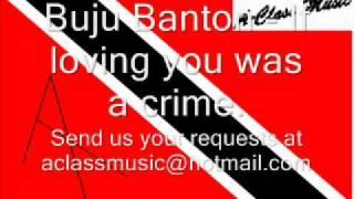 Buju Banton - If loving you was a crime