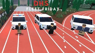 ROBLOX | Firestone DHS Fleet Friday (Final Edition)