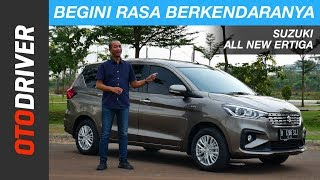 Suzuki All New Ertiga 2018 Review Indonesia | OtoDriver | Supported by Solar Gard