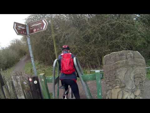 Cycling by the canal(3)