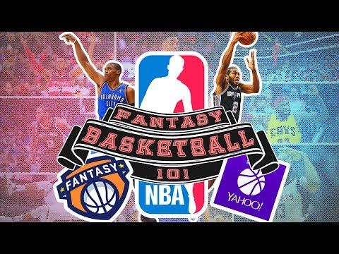 NBA FANTASY BASKETBALL 101   How To Play Fantasy Basketball