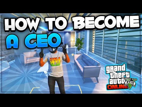 How To Do CEO Missions In A Private Lobby!?!?!? GTA 5 Online!!!!