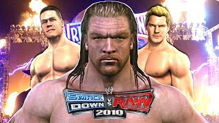 "WWE Smackdown vs Raw 2010 - ""BEST RTWM EVER?!"" (Road To WrestleMania #1)"