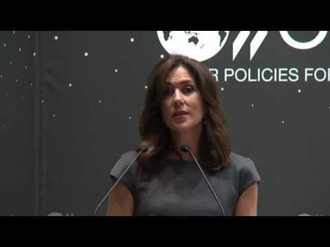 OECD Forum 2017 - Col rose, col bleu