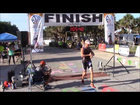 Indialantic Boardwalk Triathlon and SUPnRun - June 25, 2017 - Indialantic, FL
