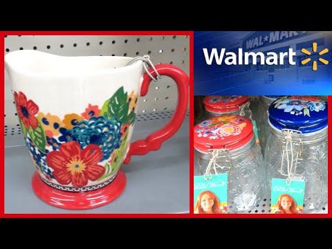 WALMART PIONEER WOMAN & NEW DISHWARE 2019