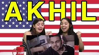 "Americans React To Akhil ""Khaab"""