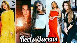 New Reels 17 Nov   All TikTok star Amulya, Jannat, Arishfa, Avneet, Anushka, Faisu, Riyaz,Purabi etc
