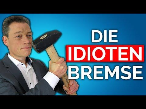 Idioten stoppen: DIESER