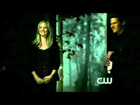 Vampire Diaries 3x11 - Matt,Elena and Bonnie decide on throwing Caroline a Funeral