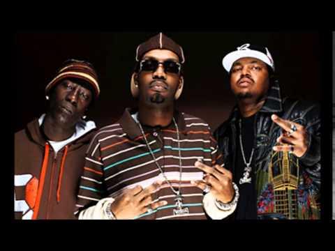 Three 6 Mafia  Who Run ItYou Scared Mash Up