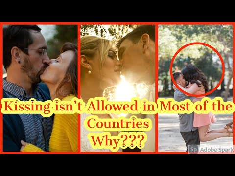 Why kissing isn't a universal act, Open this video and know it yourself